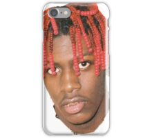 Lil Yatchy Face  iPhone Case/Skin