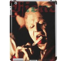 fiend , gary oldmans dracula iPad Case/Skin