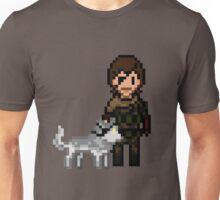 Pixel Big Boss & Diamond Dog Unisex T-Shirt