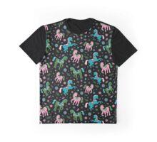 pretty ponies Graphic T-Shirt