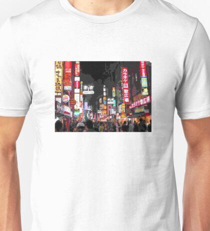 Tokyo Lo-fi Unisex T-Shirt