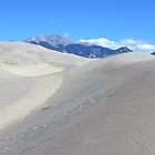 9 25 16 The Great Sand Dunes by Bernie Garland