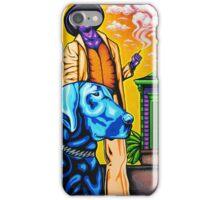 6th Ward Pimpin  iPhone Case/Skin