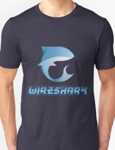 Wireshark Logo Unisex T-Shirt