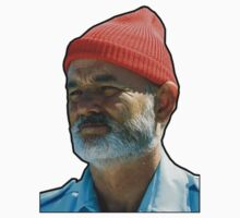 Bill Murray as Steve Sizzou  by darthfader