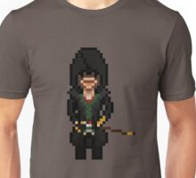 Pixel Jacob Unisex T-Shirt