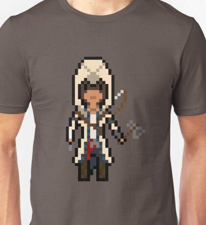 Pixel Connor Unisex T-Shirt