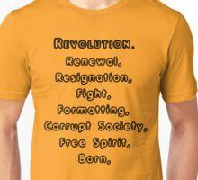(R)evolution Unisex T-Shirt