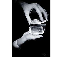 Magic Hands Photographic Print