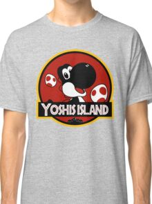 Yoshi's Jurrasic Island Classic T-Shirt
