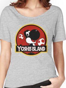 Yoshi's Jurrasic Island Women's Relaxed Fit T-Shirt