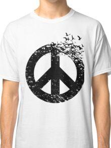 bird  peace Classic T-Shirt