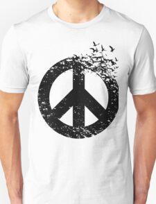 bird  peace Unisex T-Shirt