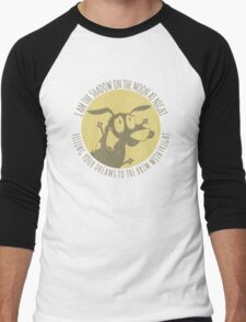 the Nightmare Before Courage Men's Baseball ¾ T-Shirt