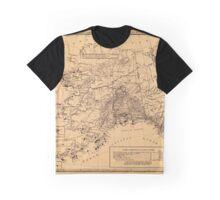 Alaska Shipwrecks 1916 Graphic T-Shirt