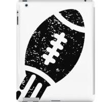 American Football rocket iPad Case/Skin