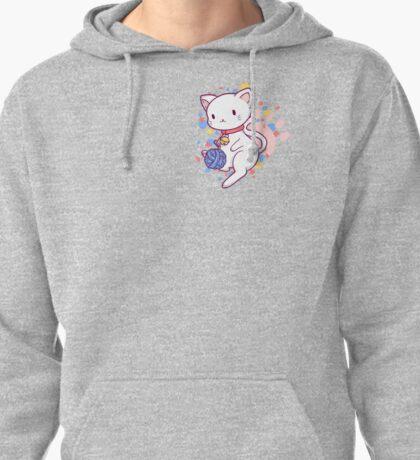 Cute Kitty  Pullover Hoodie