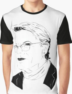 Eddie Izzard, Superhero Graphic T-Shirt