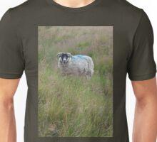 Sheep on Hill Unisex T-Shirt