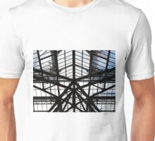 Structure / Liverpool Street Station Unisex T-Shirt