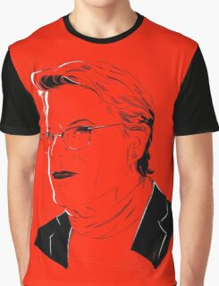 Eddie Izzard, superhero #2 Graphic T-Shirt