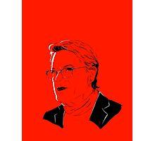 Eddie Izzard, superhero #2 Photographic Print