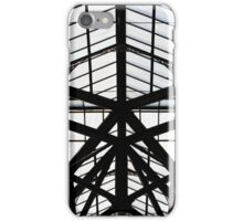 Structure / Liverpool Street Station iPhone Case/Skin