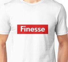 Finesse | High Quality | White Background  Unisex T-Shirt