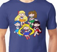 Sailor Moon - Chibi Inner Scouts Unisex T-Shirt