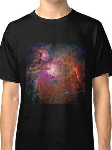 Pixel Dark Nebula Classic T-Shirt