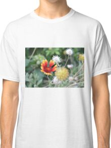 Orange Flower Classic T-Shirt