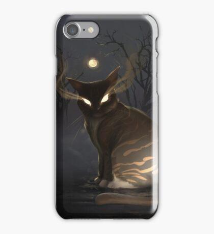 Halloween Cat iPhone Case/Skin