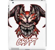 Demon! iPad Case/Skin