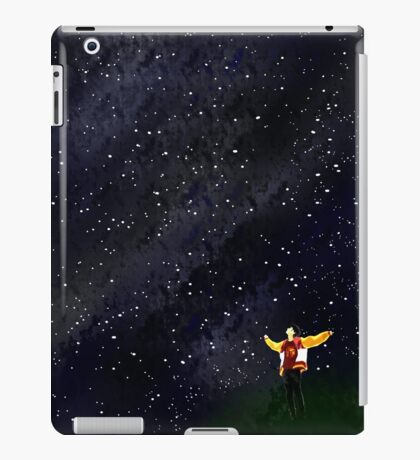 Jean Moreau under the stars iPad Case/Skin