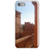 Atlas Travel Desert Quarz iPhone Case/Skin