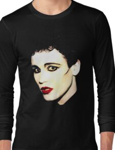 ADAM ANT Zerox Machine Long Sleeve T-Shirt