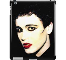 ADAM ANT Zerox Machine iPad Case/Skin