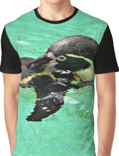 Penguin 6 Graphic T-Shirt