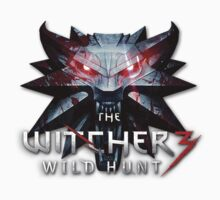 The Witcher 3: Wild Hunt by TypoGRAPHIC