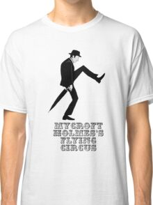 Mycroft Holmes Minister of Silly Walks Classic T-Shirt
