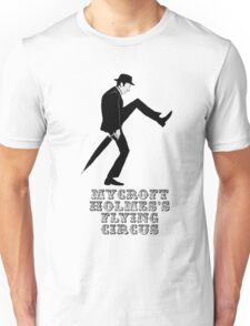 Mycroft Holmes Minister of Silly Walks T-Shirt
