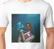 Blue Lady Unisex T-Shirt