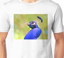 Peacock 3 Unisex T-Shirt