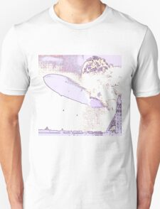 Hindenburg - Psychedelic Unisex T-Shirt