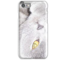 Maisie playing to the camera iPhone Case/Skin