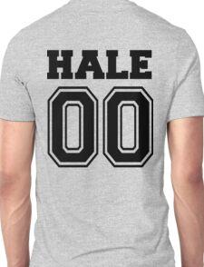 Hale 00 - Black Unisex T-Shirt
