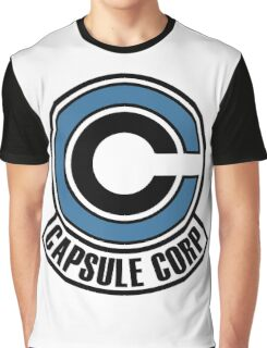 C. C. Logo Graphic T-Shirt