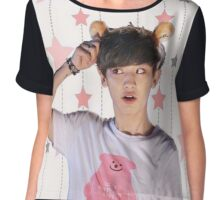 Chanyeol #1 Chiffon Top