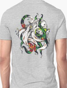 Rosey tentacles Unisex T-Shirt