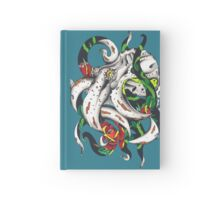 Rosey tentacles Hardcover Journal